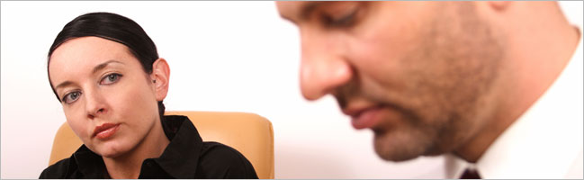Cognitive behaviour therapy banner image